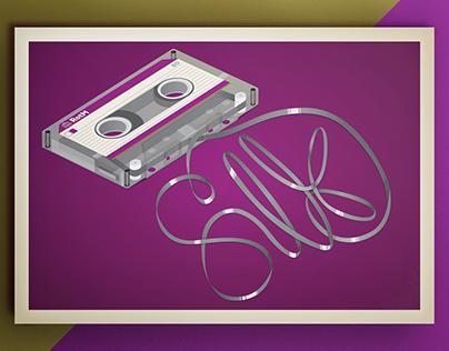 SiLK Cassette Illustration