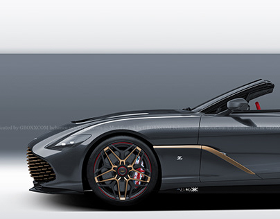 2020 Aston Martin DBS GT Zagato Speedster
