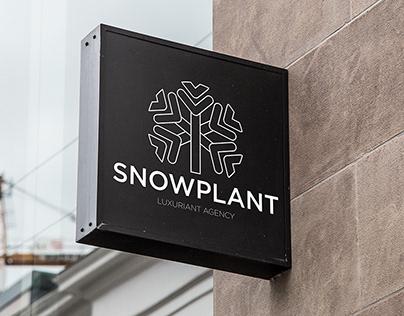 Logo Snowplant