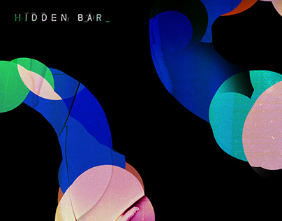 Cover art for LP by ACEO - Hidden Bar -