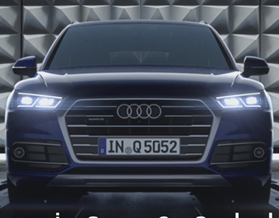 Audi Q5 Teaser