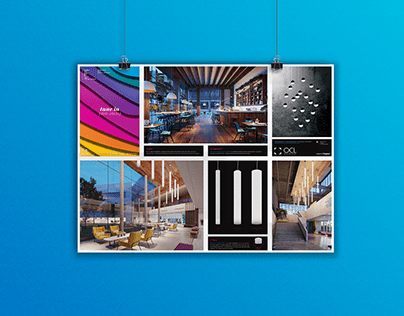 OCL Architectural Lighting Product Posters