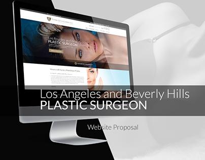 Design Proposal Plastic Surgeon Elevation