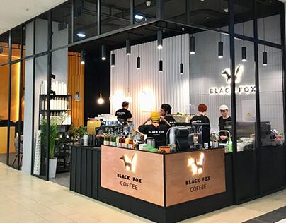 Black Fox Coffee Krasnodar