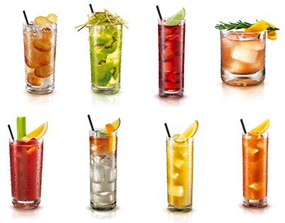 Drinks - Diageo