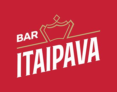 Projeto visual de ativação - Bar Itaipava (oficial)
