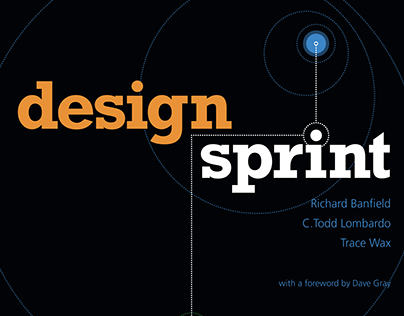 Book Cover: Design Sprint