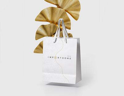 Brand identity: IMPORTHOME
