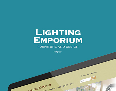 Lignting Emporium Website