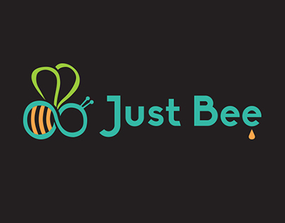 Just Bee - logo design