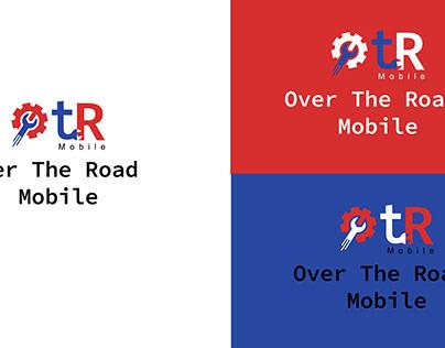 OTR MOBILE(over the road mobile) Logo