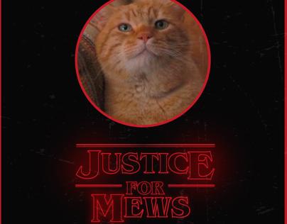 #justiceforMews