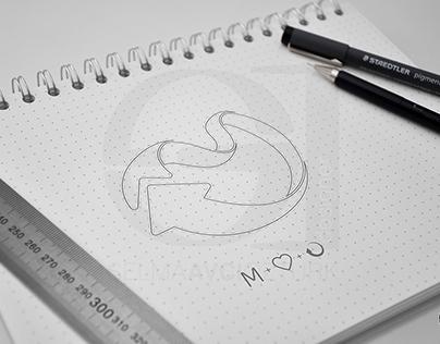 Marcelon Logo Design