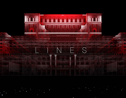 Lines A/V Architectural Mapping Performance