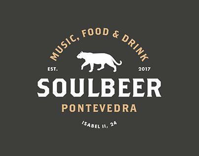 Soulbeer — Brand Identity