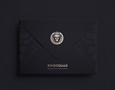 Kingsquad branding