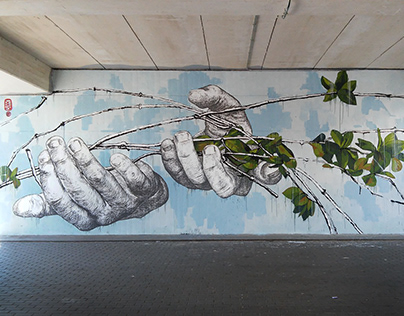 """Hands"" U.P. Valencia, Spain"