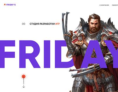 Friday's Games студия-разработчик мобильных игр