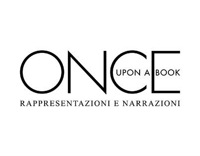 Once Upon A Book   Rappresentazioni e Narrazioni