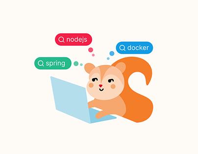 The Blog Mascot