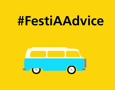 Festival Advice Animations