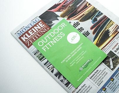 Tip On Card Kleine Zeitung für GESU GmbH