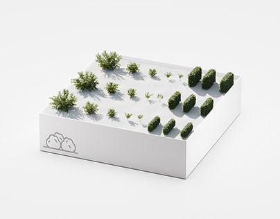 Sale: Bushes/Hedges for C4D