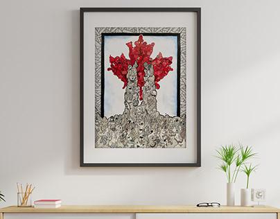 Monument canadien revisité