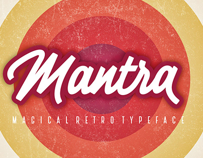 Mantra - Retromagic