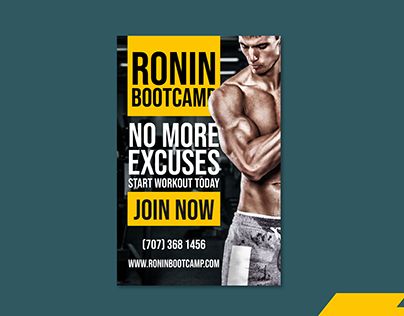 Ronin Bootcamp - Billboard by Konsus