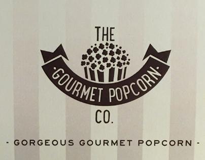 Branding - Gourmet Popcorn Co.