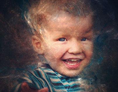 Nebula Portrait