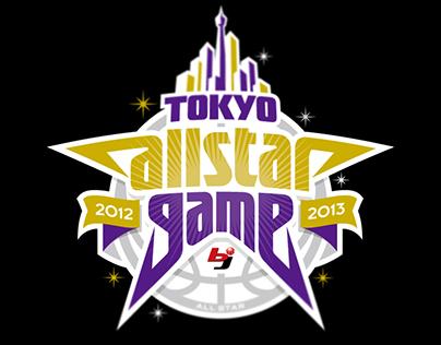 bj league ALLSTAR GAME 2012-2013 logo