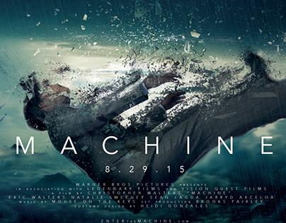 Machine Film Still