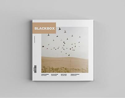 Blackbox: Diseño de revista - Magazine design