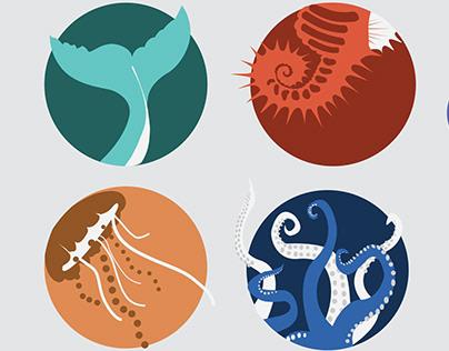 Aquarium Wayfinding