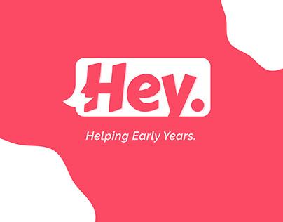 Hey. - Finalista design4parents 2020