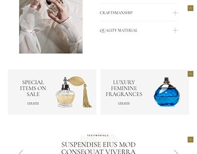Fashion Ecommerce Website