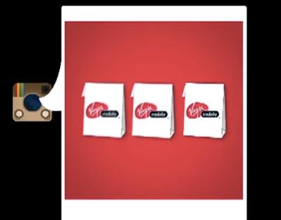 Lanzamiento Instagram// Virgin Mobile // Pepito paga 2