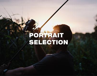 portrait selection - august 2020