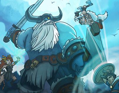 Vikings: the saga