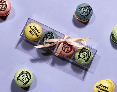 Christmas 2020 :: Merry Macaron Mas