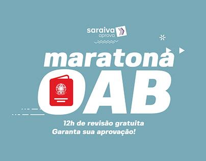 Vinheta - Maratona Saraiva 2017