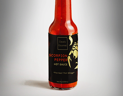Scorpion Pepper Re-invented