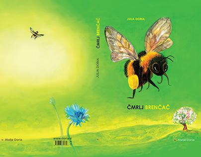 The Buzzing Bumblebee Illustrations