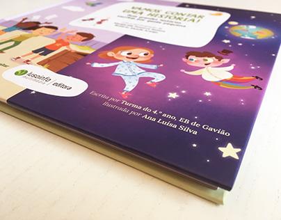 O Duende Coscuvilheiro | children's book