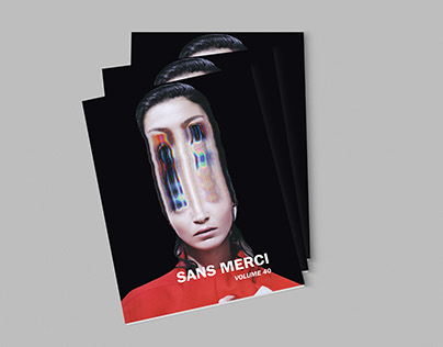 Sans Merci Vol. 40 + Posters