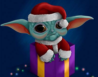 Grogu / Baby Yoda / The Child