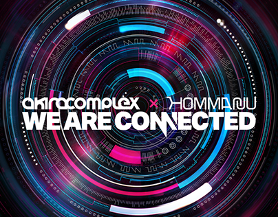 [C89]akira complex X hommarju - we are connected