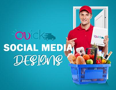 quick social media designs
